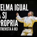 LISBOA 2021 |  Telma Monteiro em entrevista no final de uma jornada inesquecível