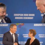 FPJ valorizada nos Prémios da União Europeia de Judo